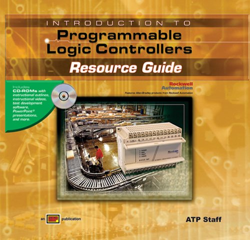 Introduction to Programmable Logic Controllers - Instructor's Resource Guide - Amer Technical Pub - AT-1381 - ISBN: 0826913814 - ISBN-13: 9780826913814