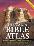 img - for The Carta Bible Atlas - 5th Revised And Updated Edition book / textbook / text book