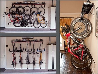 Velo Grip 3 Bike Storage System