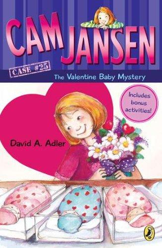 Cam Jansen: Cam Jansen and the Valentine Baby Mystery #25 PDF