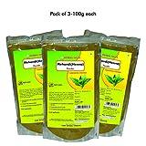 Herbal Hills Mehandi Powder - 100g (Pack Of 3)