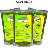 Herbal Hills Mehandi Powder - 300 G (Pack Of 3)