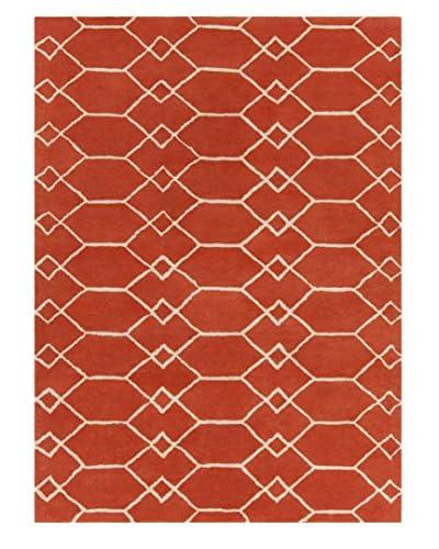 Chandra Davin Hand-Tufted Wool Rug