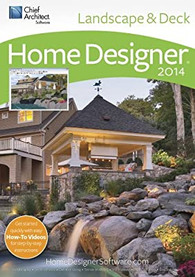 Home Designer Landscape and Decks 2014