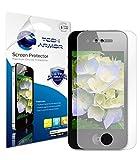 Tech Armor Anti-Glare/Anti-Fingerprint screen Protector for Apple iPhone 4/4S (Pack of 3)