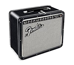 Fender Amp Tin Lunch Box from Aquarius