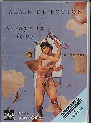 Essays in Love - Alain de Botton
