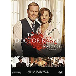 Doctor Blake Mysteries: Season Five