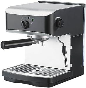Cucina di Modena Siebträger-Espressomaschine ES-800 mit Milchschäumer