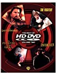 Cover art for  The Best of HD DVD, Volume Two (The Last Samurai / The Phantom of the Opera / Unforgiven / The Fugitive)
