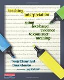 Teaching Interpretation