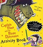 Captain Flinn and the Pirate Dinosaurs Activity Book (0141501901) by Andreae, Giles