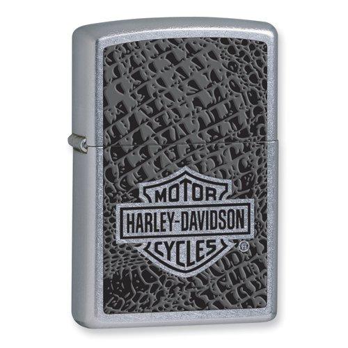 Zippo Harley Davidson Street Chrome Lighter Jewelry