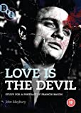Love is the Devil - Study for a Portrait of Francis Bacon [1998] [DVD]