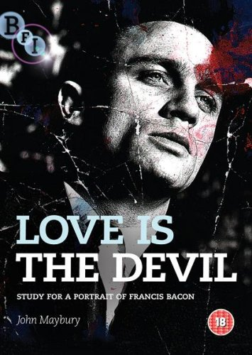 Love Is the Devil - Study for a Portrait of Francis Bacon [Import anglais]