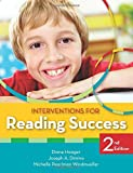 img - for By Diane Haager Ph.D. Interventions for Reading Success, Second Edition (Second Edition, New edition) [Paperback] book / textbook / text book