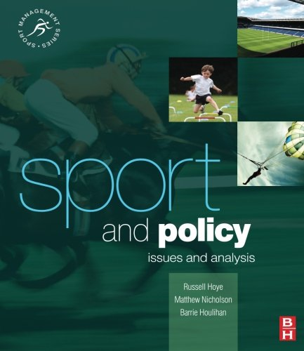Sport and Policy (Sport Management)
