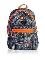 Nike Hurley Mochila City (Negro / Naranja)