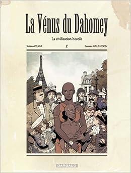 La Vénus de Dahomey tome 1
