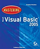 img - for Mastering Microsoft Visual Basic 2005 book / textbook / text book