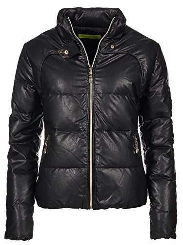 Versace Jeans Couture Jacke (F-03-Ja-33281) - 38(DE) / 44(IT) / M(EU) - schwarz