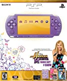 PlayStation Portable Limited Edition Hannah Montana Entertainment Pack - Lilac