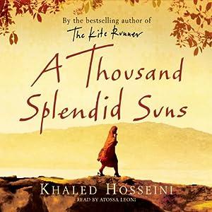A Thousand Splendid Suns By Khaled Hosseini : Khaled ...
