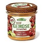 Brotaufstrich Hofgem�se Tomate-Lauch...
