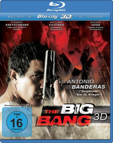 The Big Bang 3D (3D Version inkl. 2D Version & 3D Lenticular Card) [3D Blu-ray]