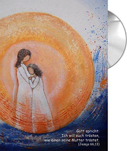 Ich will euch trösten (Jahreslosung 2016) CD-Card