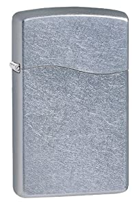 Zippo BLU2 Butane Lighter with Street Chrome
