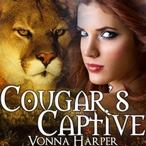 Cougar's Captive | [Vonna Harper]