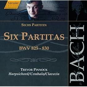 Partita No. 5 in G Major, BWV 829: I. Prelude
