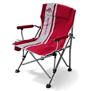Ohio State Buckeyes Official Sideline Chair by Logo Chair Inc. by Logo Chair Inc.
