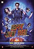 HAPPY NEW YEAR DVD [BOLLYWOOD] - 2 DISC COLLECTORS EDITION [DVD] [2014]