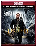 Cover art for  I Am Legend (Combo HD DVD and Standard DVD)