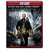 I Am Legend (Combo HD DVD and Standard DVD) ~ Will Smith