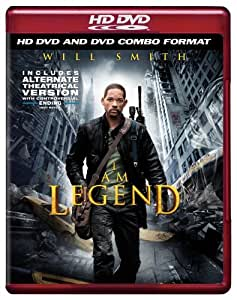 I Am Legend [HD DVD] [Import USA]