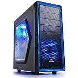 Desktop Power PC - AMD A6-6400K Richland 4.1GHz Processor AMD Radeon HD Intergrated 1GB Graphics / 8GB DDR3 / Asus Motherboard / 500GB HDD / Windows 10 Pro / WiFi / DVD Writer