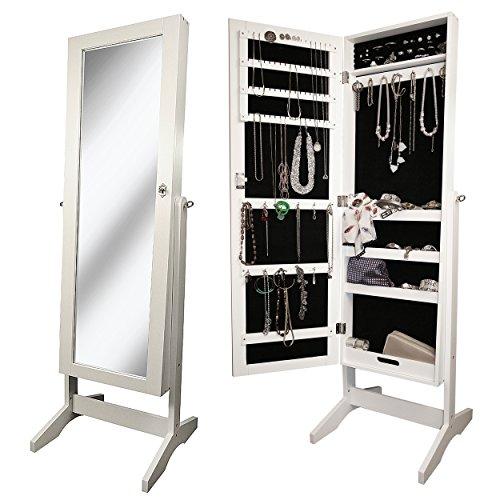 white-floor-standing-mirror-jewellery-armoire-cabinet-organiser-storage-box
