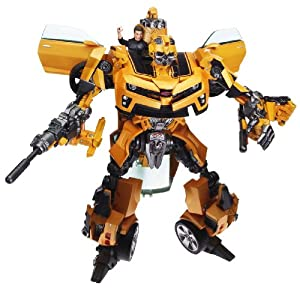 Hasbro - 89901 - Transformers Revenge Of The Fallen - Human Alliance - Bumblebee et Sam Witwicky