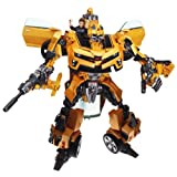 Transformers  Human Alliance - Bumblebee with Sam ~ Transformers