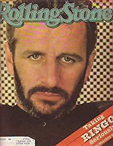 1981 Rolling Stone April 30 - Ringo Starr; Andy Kaufman