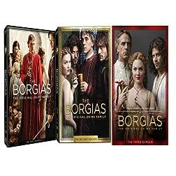 Borgias: Complete Series Pack