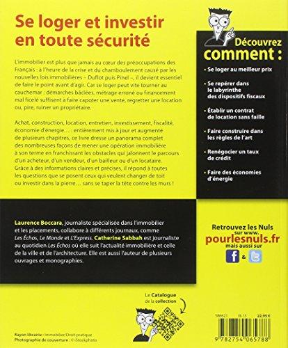 Immobilier 4e pour les nuls catherine sabbah first broche 28 08 2014 book ebay - Immobilier pour les nuls ...
