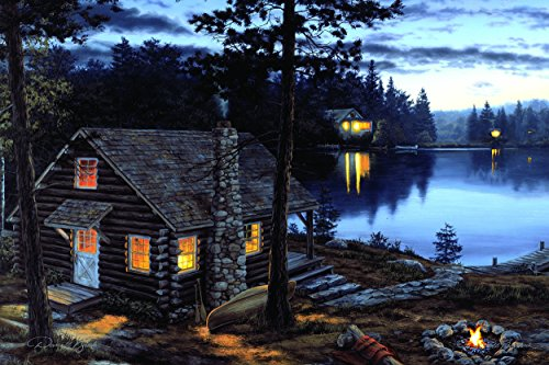 River S Edge Life S Reward By Darrell Bush Led Lighted