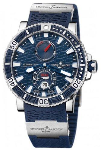 ulysse-nardin-maxi-marine-diver-titanium-blue-dial-blue-rubber-mens-watch-263-90-3-93