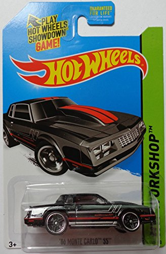 2015 Hot Wheels HW Workshop '86 Chevy Monte Carlo SS 230/250