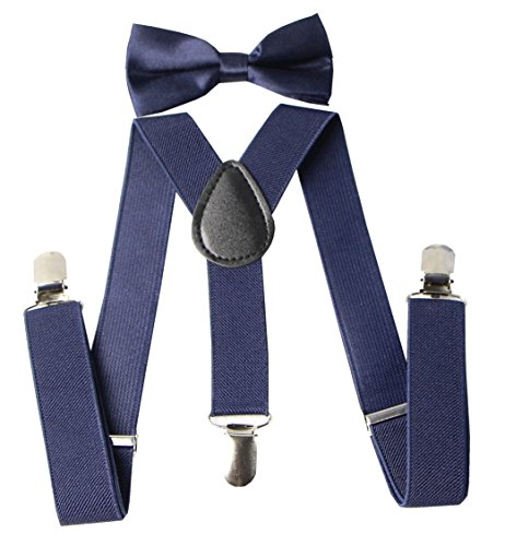keywin baby kids boys girls toddler suspender amp bow tie