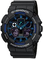 g-shock ga 100 1a2er